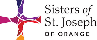 Colorful logo for Sisters of St Joseph of Orange