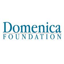 Colorful logo for Domenica Foundation