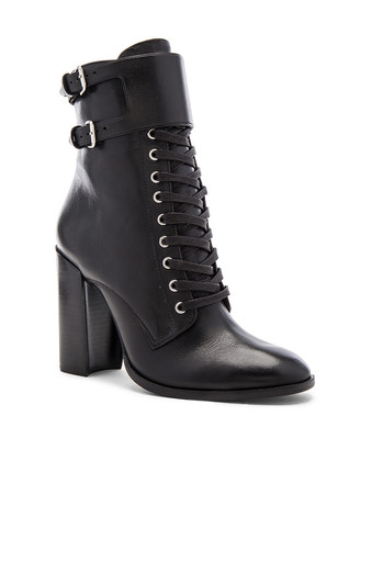 REVOLVE LACE UP BOOTIES