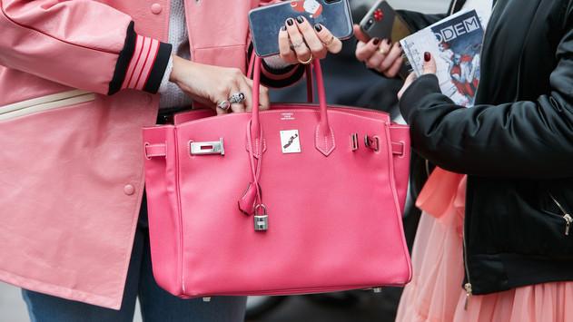 YouTube: $10,000 Lifetime Handbag Budget