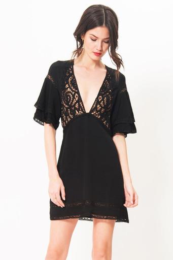 PRIMARY BLACK DRESS