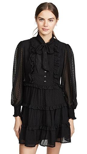 CAMEO BLACK DRESS