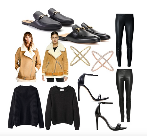 LOOK FOR LESS: Chic for Cheap