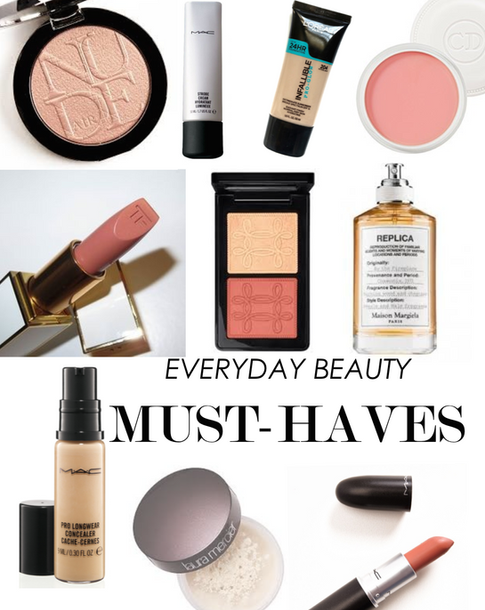 TOP 10 EVERYDAY MUST-HAVES