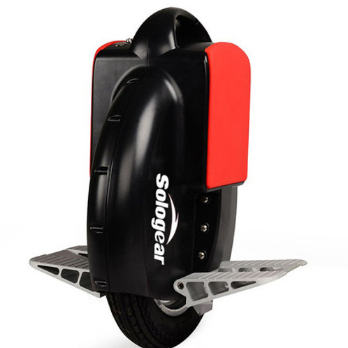 Sologear G3-15 Self-Balancing Unicycle 350W Black
