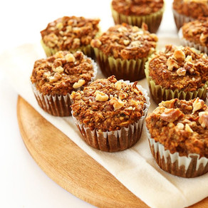 The Most Delicious Apple Cinnamon Muffins