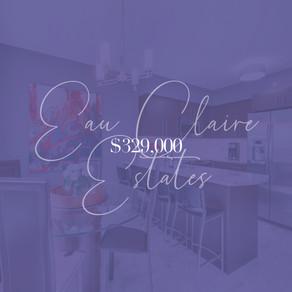 Stylish Condo Living in Eau Claire