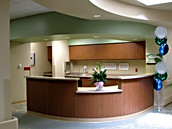 Nursing Workstations Are Efficient, Accessible, Maintainable and Family Friendly.