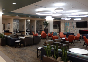 CHN North Oncology Center - New Public Lobby