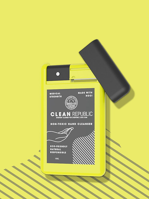 Medical Strength Clean Republic Hand Cleaner