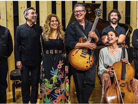 It's Back… Brazilian Jazz!