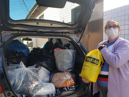 Winter is Coming… With Much-Needed Donations Just in Time