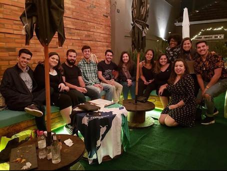 Brazilian YA Alumni Event
