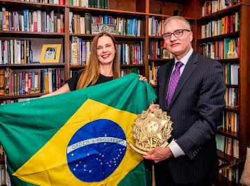 Planning the future of Brazil-Indiana economic development