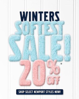 Winters Softest Sale Email