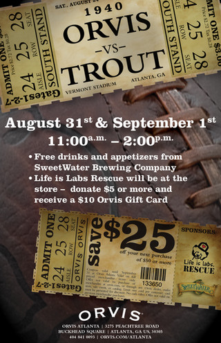 Orvis Store Event