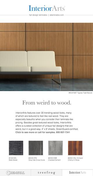 Interior Arts Email