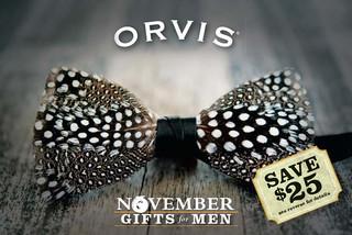 Orvis Gifts For Men Postcard