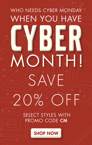 Cyber Month Email