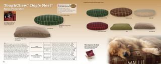 Dog Nest Informational Catalog