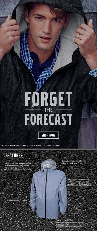 Forget the Forcast Email