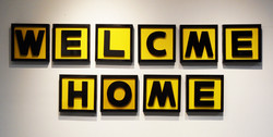 welcme home