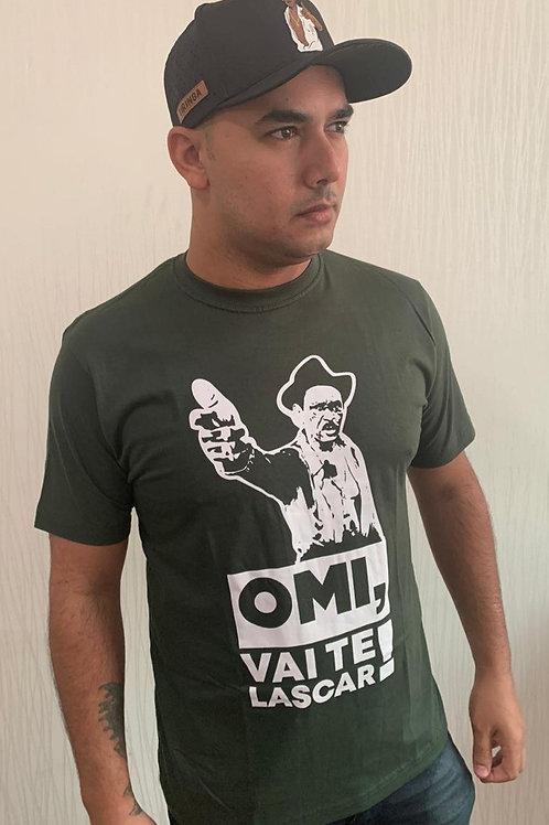"""Camisa verde - """"Omi, vai te lascar"""""""