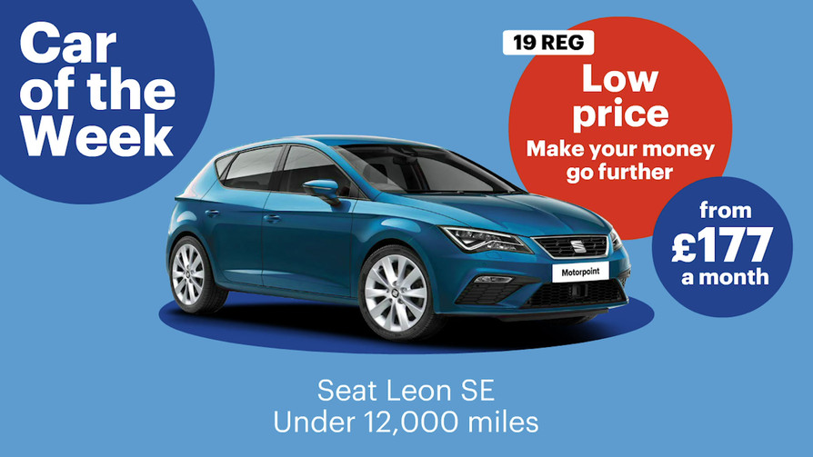 COTW 16.10.20 Seat leon - Affordable - 1