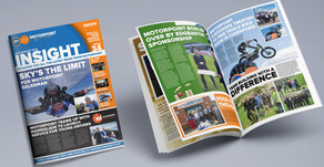 Sky's the Limit for one Salesman in the latest issue of Insight