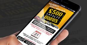 £500 Loyalty Bonus