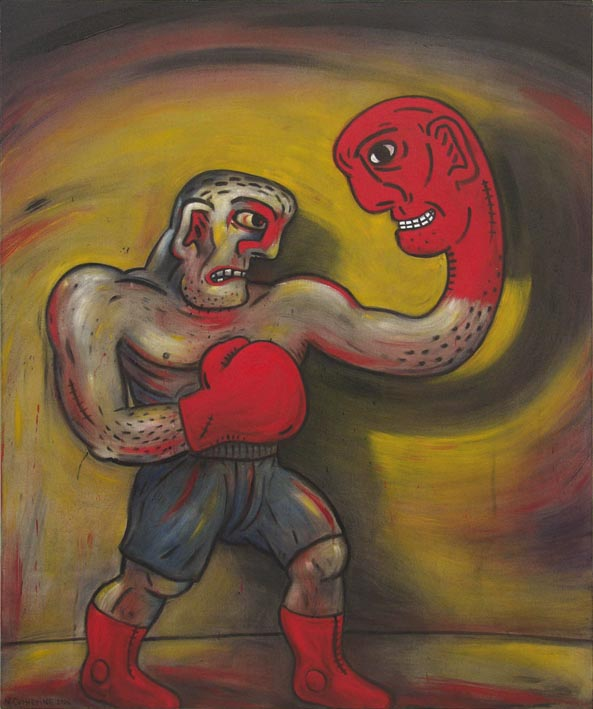 OC/110: Shadow Boxing