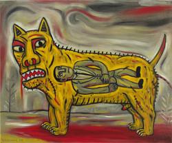 OC/098:  Dog Eat Man