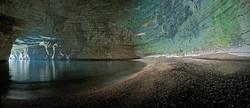 Spiaggia nella grotta Vieste