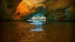 meravigliosa grotta marina a Vieste