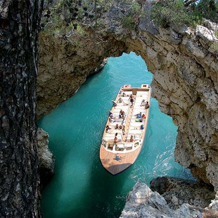 Tour grotte marine di Vieste
