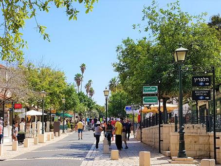 Зихрон-Яаков – для тех, кто любит сказочные городки