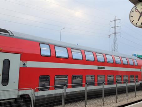 Добро пожаловать в мир поездов