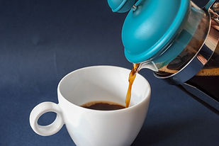 How to prepare coffee with french press step 4