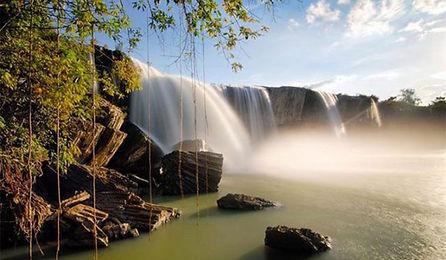 Dak Lak Waterfalls