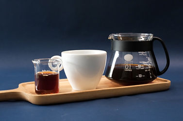 How to prepare pour over coffee step 4