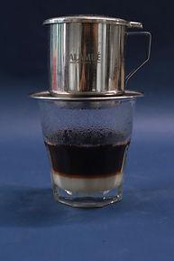 How to prepare Vietnamese coffee step 3