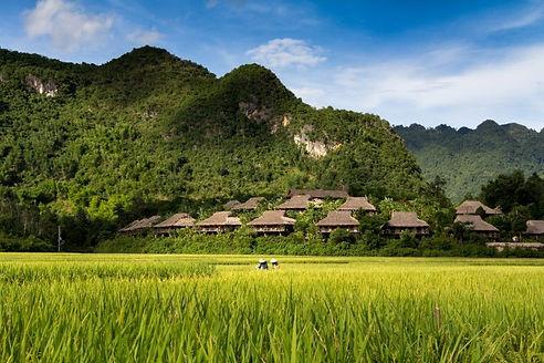 Kon Tum remote village