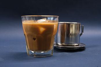 How to prepare Vietnamese coffee step 4