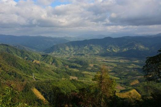 Kon Tum landscape