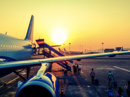 4 Tips for Stress-Free Traveling with Kids