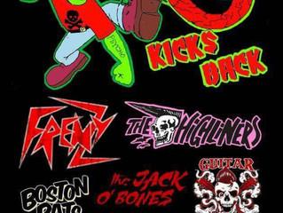 Psychobilly Kicks Back Festival