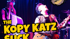 NEW SINGLE 'The Kopy Katz Suck' available here