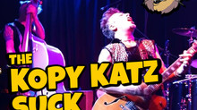 The Kopy Katz Suck release 07 April