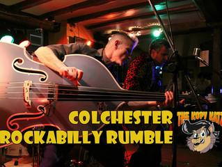 Colchester Rockabilly Rumble Sat 17 November