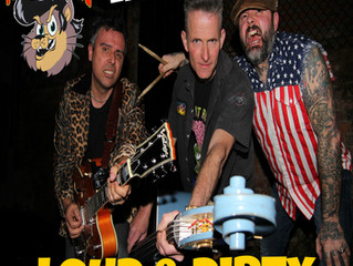 New Live Album LOUD & DIRTY – Download Free!